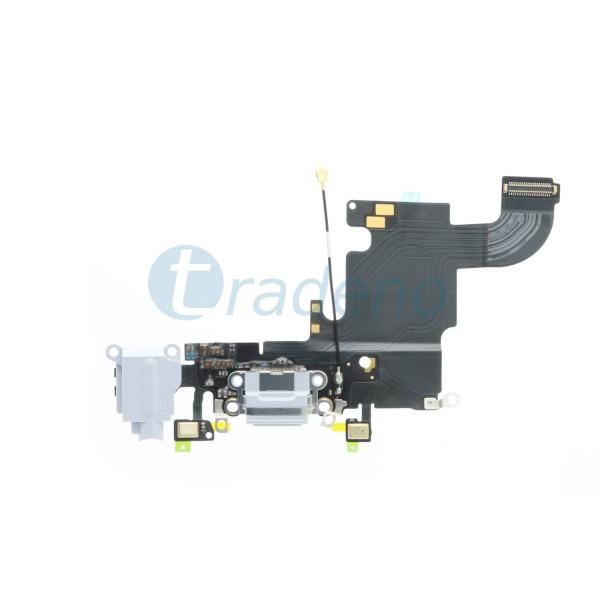 Dock Connector für iPhone 6S Weiss / Gold