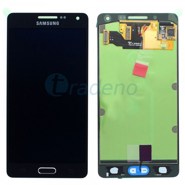 Samsung A500F Galaxy A5 - Display Einheit - Touchscreen + LCD, Schwarz