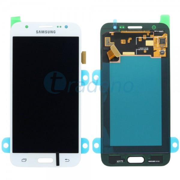 Samsung SM-J500F Galaxy J5 - Display Einheit Weiss - Touchscreen + LCD