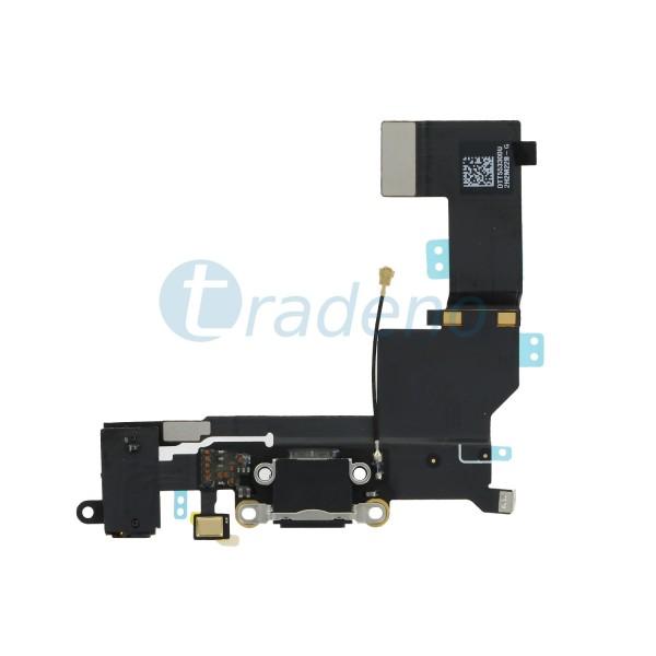 Dock Connector Flex Kabel für iPhone SE - Schwarz