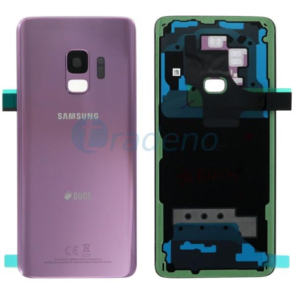 Samsung G960F S9 Akkudeckel Violett