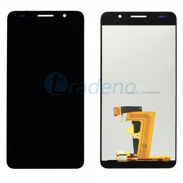 Huawei Honor 6 Display Einheit - LCD + Touchscreen Schwarz