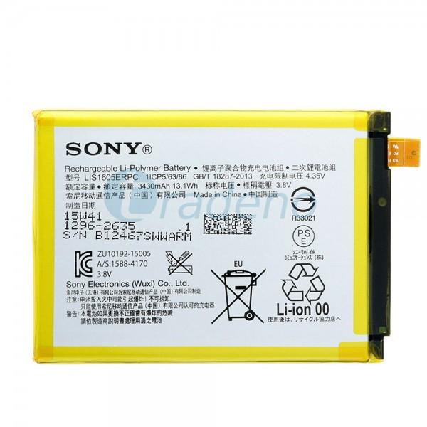 Sony Xperia Z5 Premium E6853 - Akku Batterie LIS1605ERPC 3430mAh