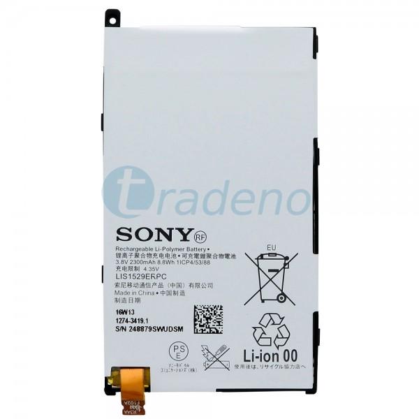 Sony Xperia Z1 Compact D5503 - Akku Batterie LIS1529ERPC 2300mAh