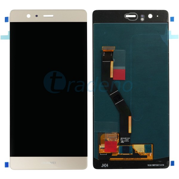 Huawei P9 Plus Display Einheit, LCD Gold