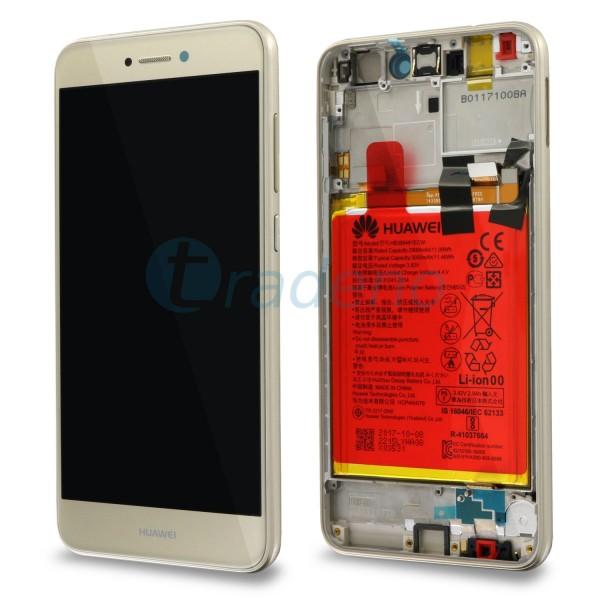 """Huawei P8 Lite 2017, P9 Lite 2017 Display Einheit, LCD """"Bestückt"""" Serviceware, G"""