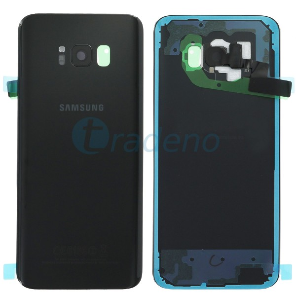 Samsung Galaxy S8 Plus Akkudeckel, Batterie Cover Schwarz