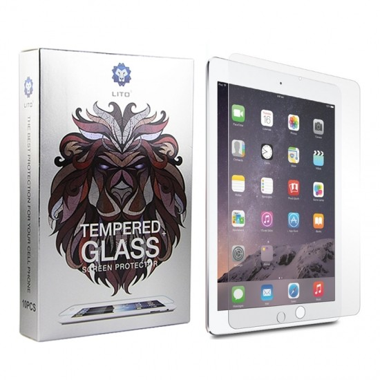 Elmacase iPad Pro 12.9 Glasfolie, Schutzglas