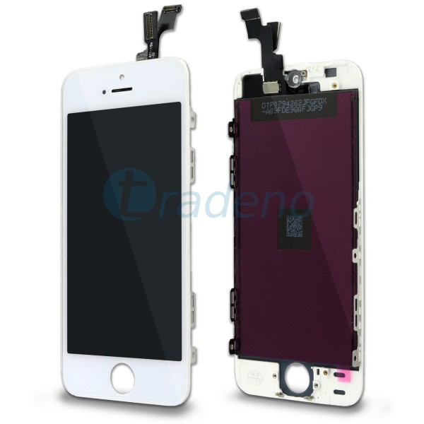 Display Einheit für iPhone 5S / SE Weiss
