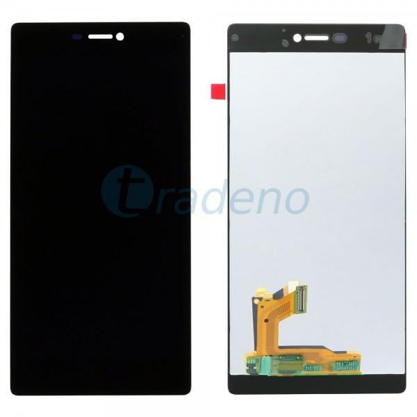 Huawei P8 Display Einheit - LCD + Touchscreen Schwarz