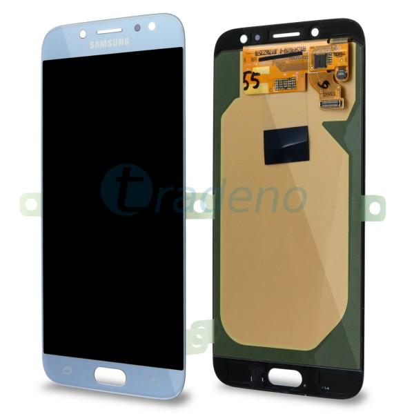 Samsung J730F Galaxy J7 (2017) Display Einheit, LCD Silber