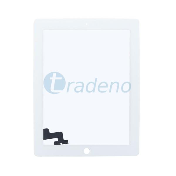 Touchscreen für iPad 2 Weiss