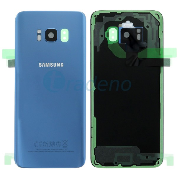 Samsung G950F Galaxy S8 Akkudeckel, Batterie Cover Blau