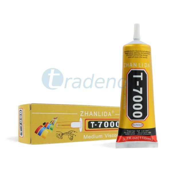 T-7000 110 ml Klebstoff / Alleskleber für Smartphones, Schmuck, Handwerk Schwarz