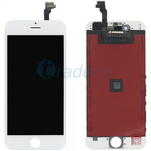 Display Einheit für iPhone 6 Weiss