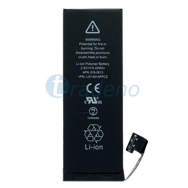 Akku Batterie für iPhone 5 - 3.8V 1440 mAh 616-0613