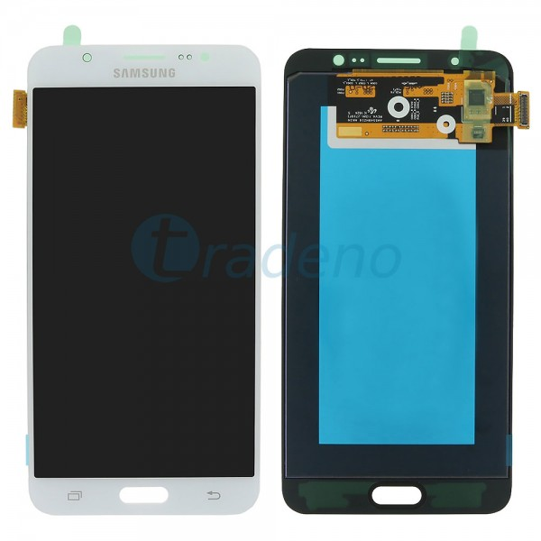 Samsung SM-J510FN Galaxy J5 2016 Display Einheit Weiss - Touchscreen + LCD
