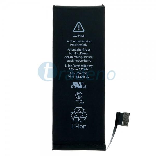 Akku Batterie für iPhone 5S - 3.8V 1560 mAh 616-0722