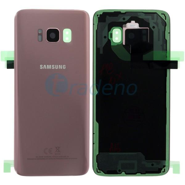 Samsung G950F Galaxy S8 Akkudeckel, Batterie Cover Pink