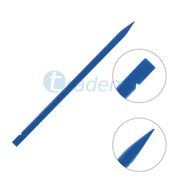Öffnungswerkzeug, Tool, Spachtel, Hebel blau
