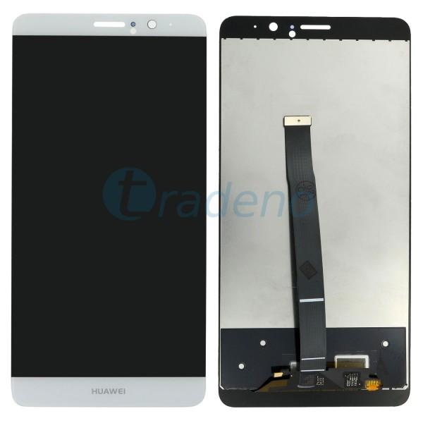 Huawei Mate 9 Display Einheit, LCD ohne Rahmen Weiss