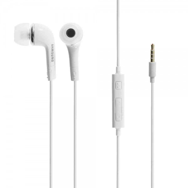 Samsung Headset, In Ear EHS64AVFWE Weiss