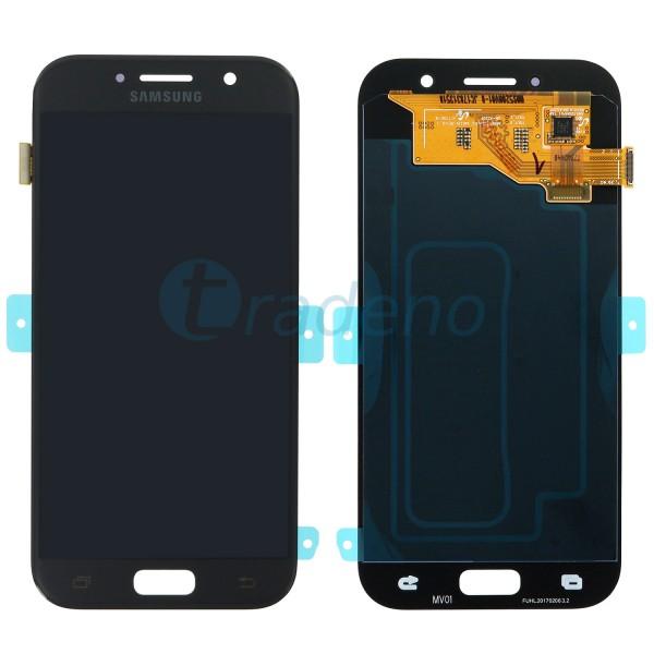 Samsung SM-A520F Galaxy A5 (2017) Display Einheit, LCD Schwarz