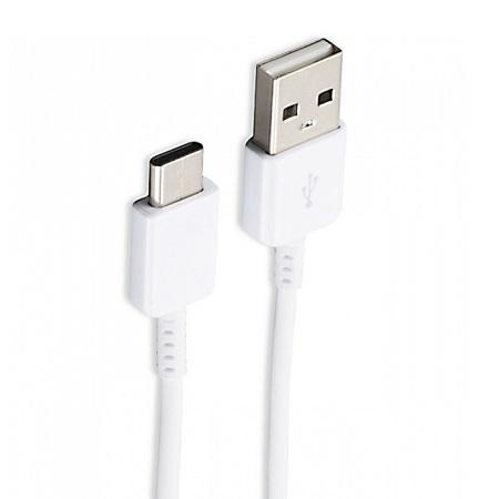 Samsung USB Typ-C Datenkabel, EP-DN930CWE weiß