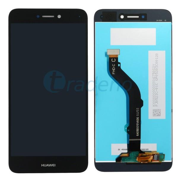 Huawei P8 Lite 2017 Display Einheit, LCD Schwarz
