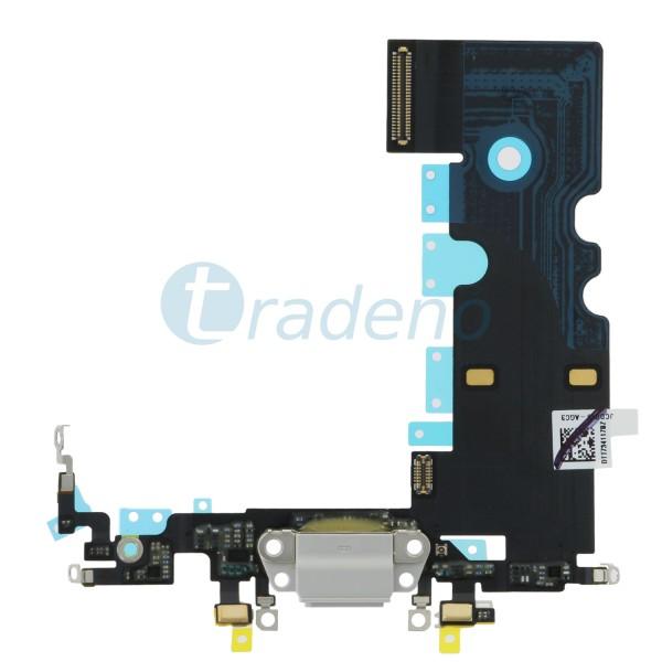 Dock Connector Flex Kabel für iPhone 8 - Weiss