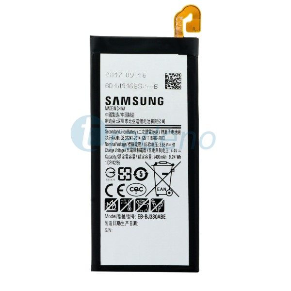 Samsung Galaxy J330F J3 (2017) Akku, Batterie EB-BJ330ABE, 2400mAh