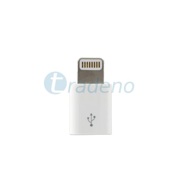 Apple Lightning auf Micro USB Adapter MD820 ZM/A