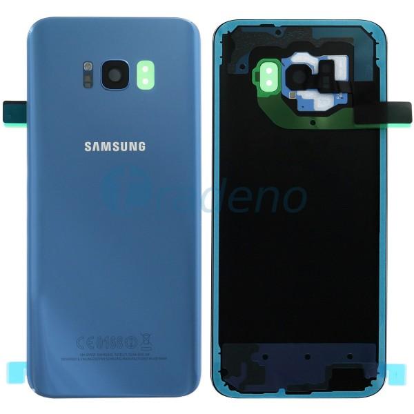 Samsung Galaxy S8 Plus Akkudeckel, Batterie Cover Blau