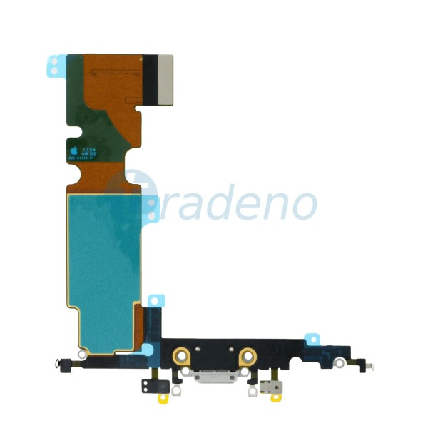 Dock Connector Flex Kabel für iPhone 8 Plus - Weiß