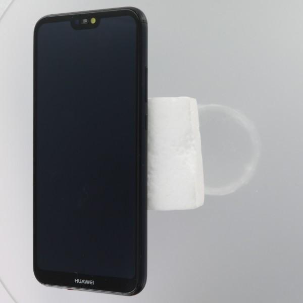 Huawei P20 Lite Display Einheit Schwarz mit Rahmen