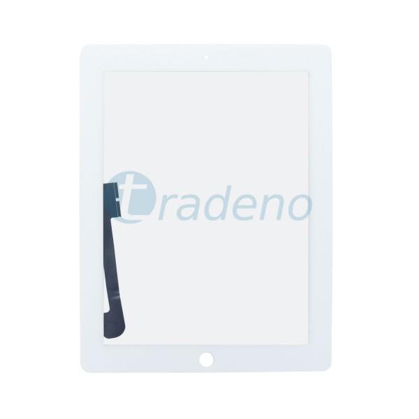 Touchscreen für iPad 3/4 Weiss