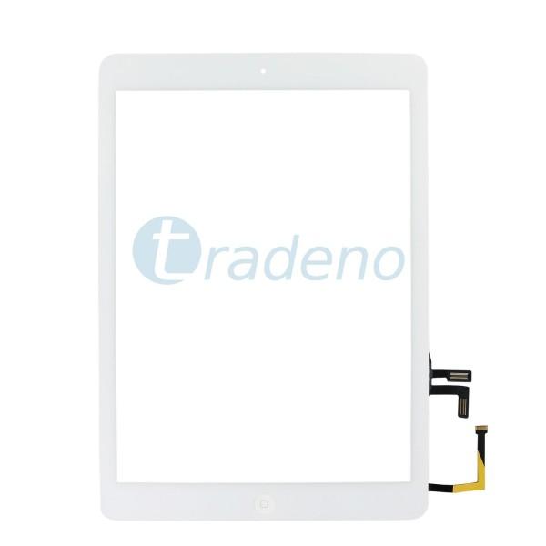 Touchscreen für iPad Air inkl. Home Button Weiss