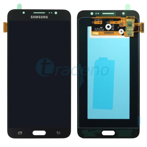 Samsung SM-J710FN Galaxy J7 2016 Display Einheit Schwarz - Touchscreen + LCD