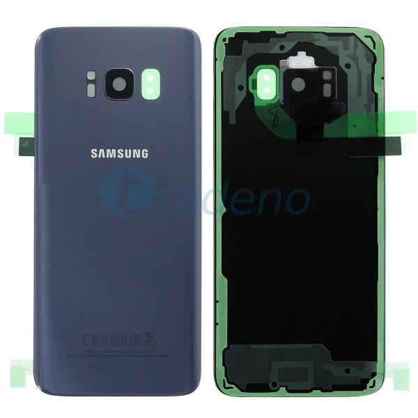 Samsung G950F Galaxy S8 Akkudeckel, Batterie Cover Violett