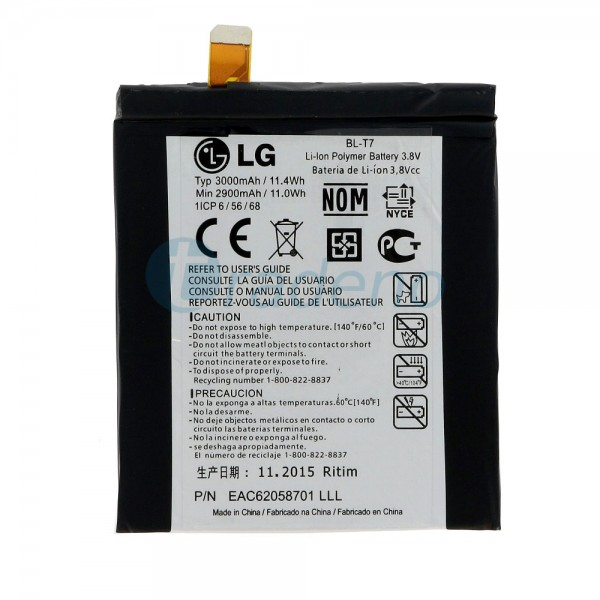 LG D802 Optimus G2 - Akku Batterie BL-T7