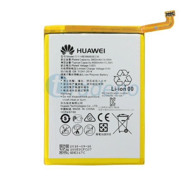 Huawei Mate 8 Akku, Batterie 3900mAh HB396693ECW