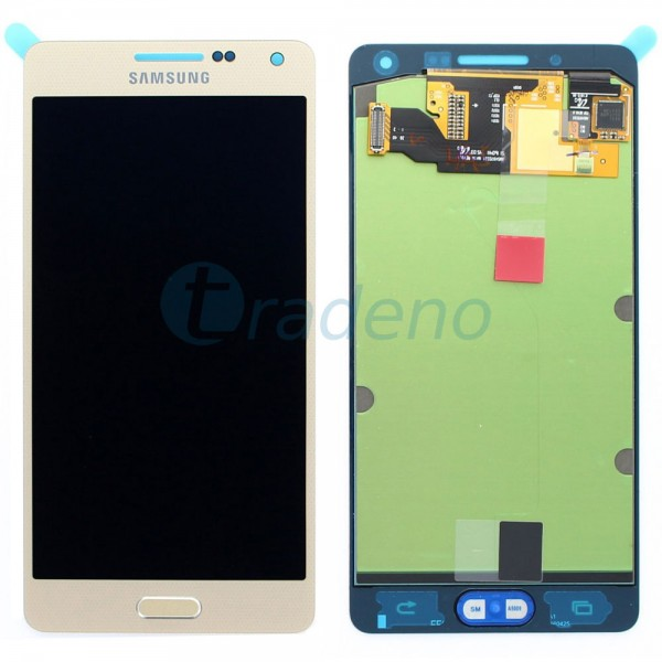 Samsung A500F Galaxy A5 - Display Einheit - Touchscreen + LCD, Gold