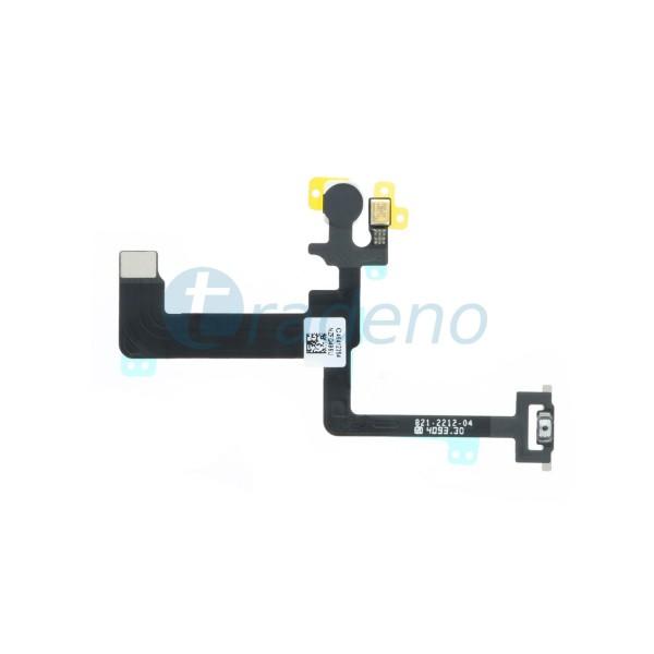 Power-Schalter Flex-Kabel + Mikrofon für iPhone 6 Plus