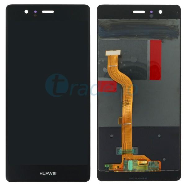 Huawei Honor 8 Display Einheit, LCD, Rahmen Schwarz
