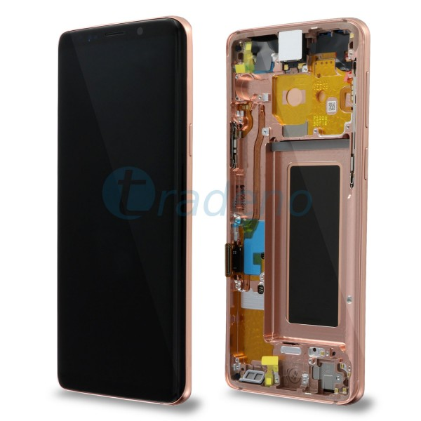 Samsung SM-G960F Galaxy S9 Display Einheit Gold