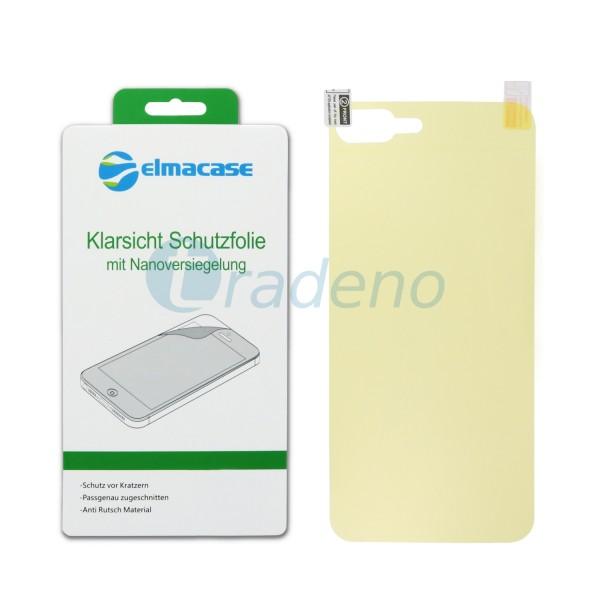 Elmacase iPhone X/ XS Schutzfolie für den Akkudeckel