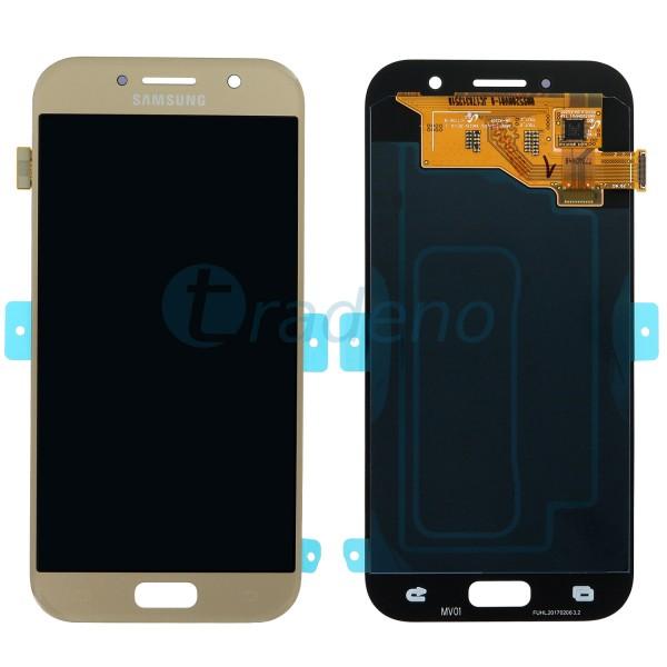 Samsung SM-A520F Galaxy A5 (2017) Display Einheit, LCD Gold