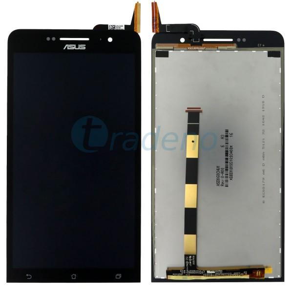 Asus Zenfone 6 Laser Display Einheit - Touchscreen + LCD Schwarz