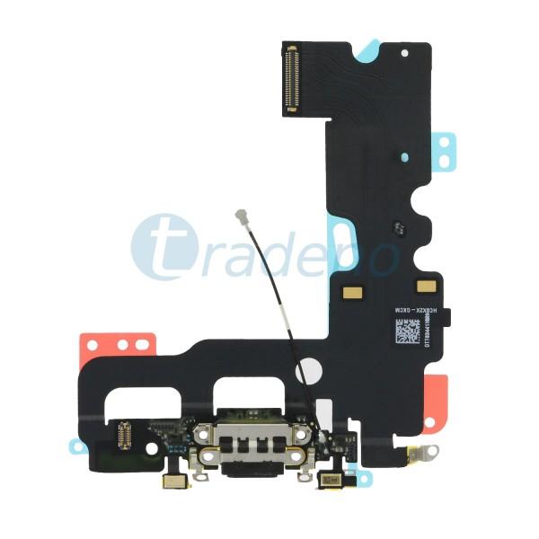 Dock Connector für Iphone 7 - Schwarz