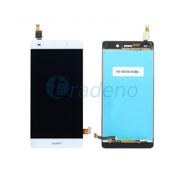 Huawei P8 Lite Display Einheit - LCD + Touchscreen Gold